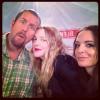 Anna Wendzikowska, Drew Barrymore, Adam Sandler
