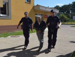 Podejrzewany o pedofilię mężczyzna powiesił się w areszcie