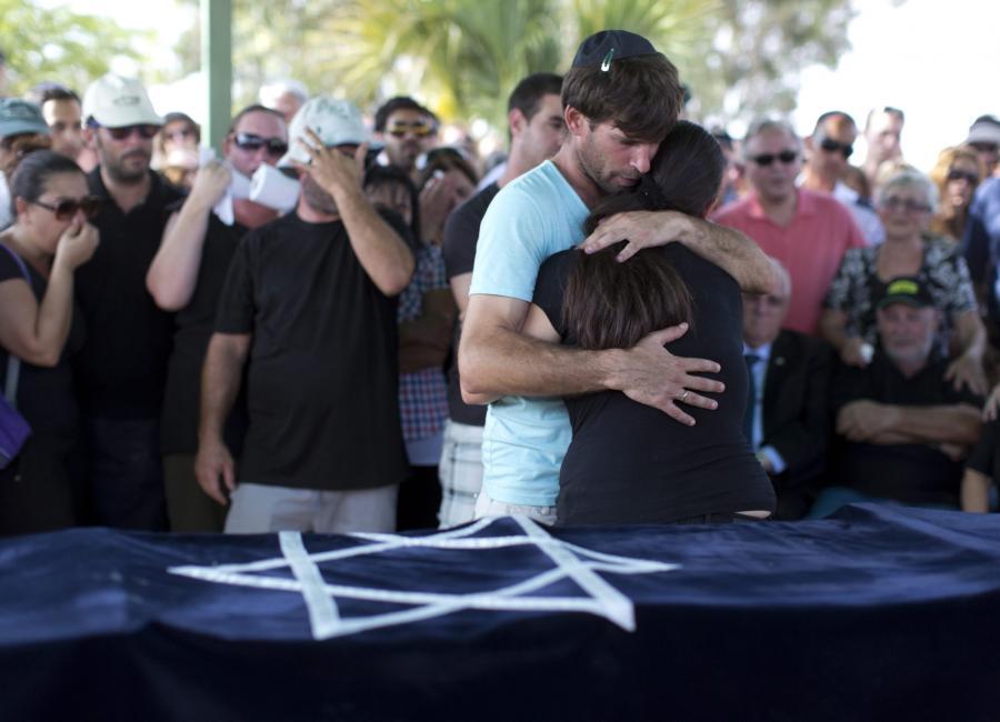 Pogrzeb 4-letniego żydowskiego chłopca
