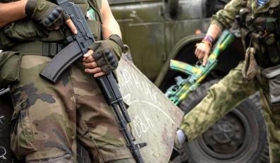 Rosjanie zajęli parlament Tatarów krymskich w Symferopolu