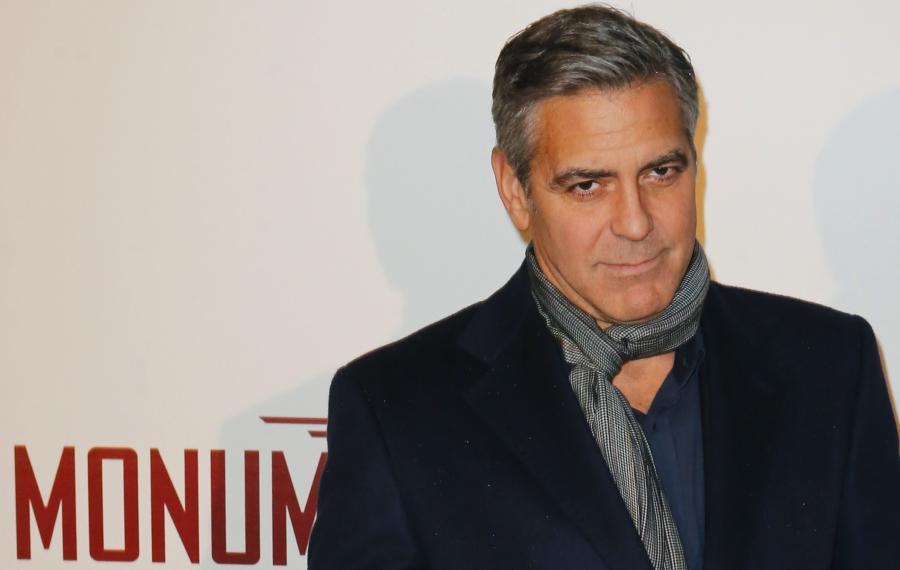 George Clooney nakręci \