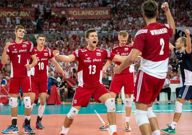 Pięć meczów, pięć zwycięstw! Polacy nie mają sobie równych na mistrzostwach świata!