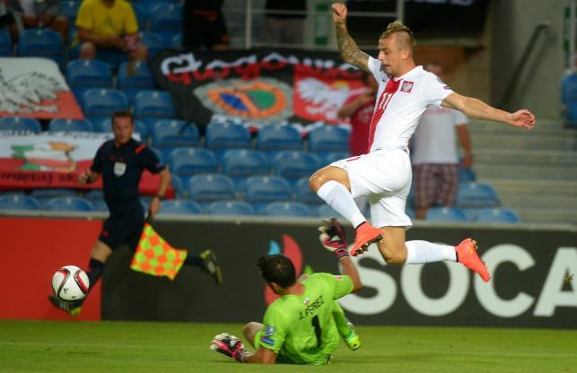 Katastrofa Gibraltaru. Polscy piłkarze wbili rywalom aż siedem goli