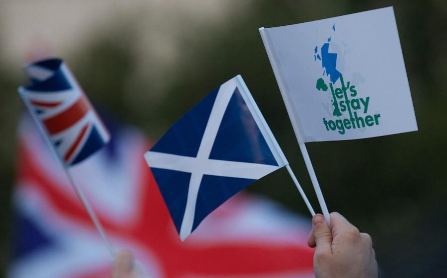 Szkockie referendum