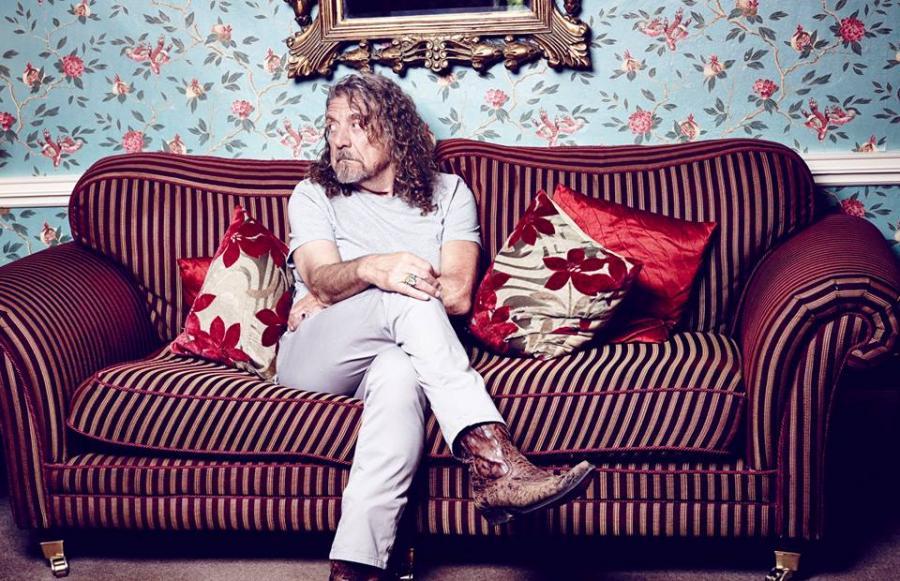 Robert Plant nie jest rockandrollowym dziadygą