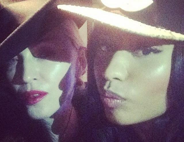 Co łączy Madonnę i Nicki Minaj?