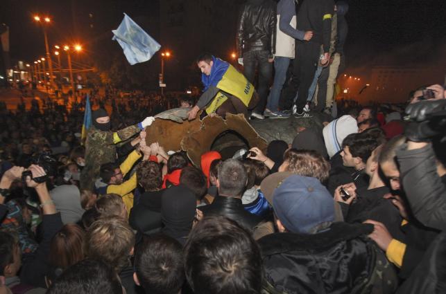 Pomnik Lenina w Charkowie