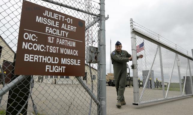 Tym będą bronić się Amerykanie. Atomowe rakiety w bazie armii USA