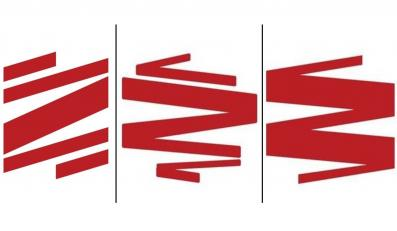 Propozycje trzech logo Polski