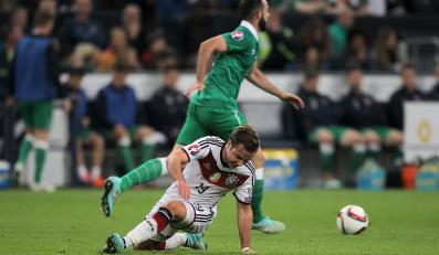 Niemcy - Irlandia
