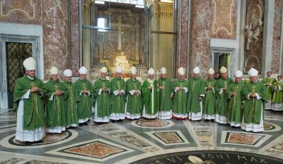 Synod w Watykanie