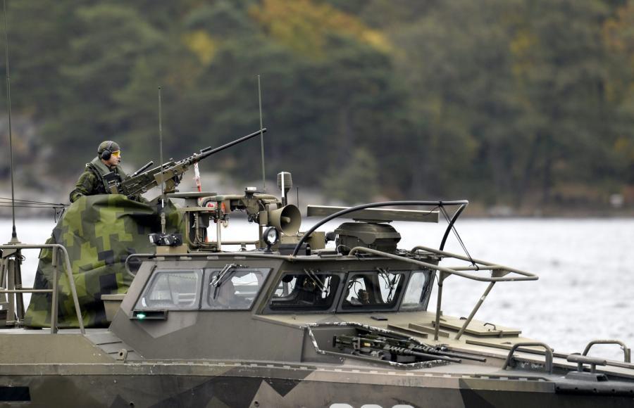 Szwedzka marynarka wojenna szuka rosyjskiego okrętu podwodnego