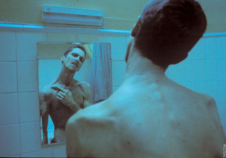 "Christian Bale (""Mechanik"")"