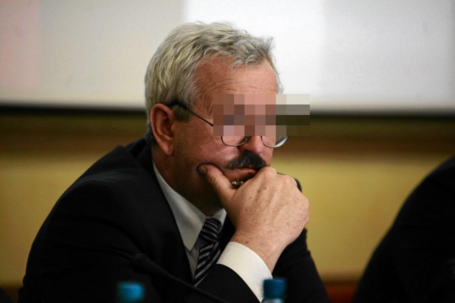 Wincenty K, wicemarszałek województwa podlaskiego