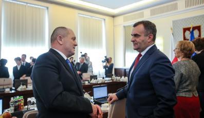 Marek Sawicki i Włodzimierz Karpiński