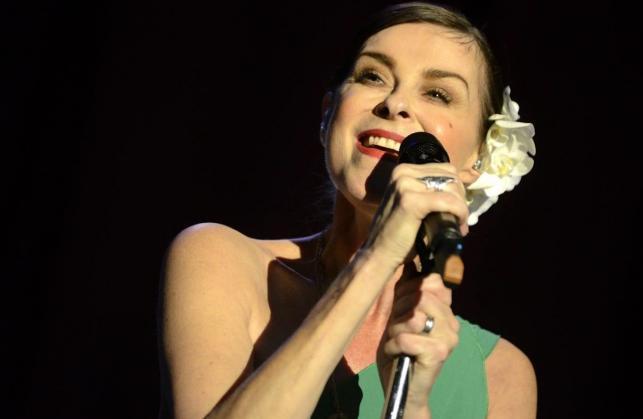 Lisa Stansfield zaśpiewa w Warszawie (foto: Peter Fath)