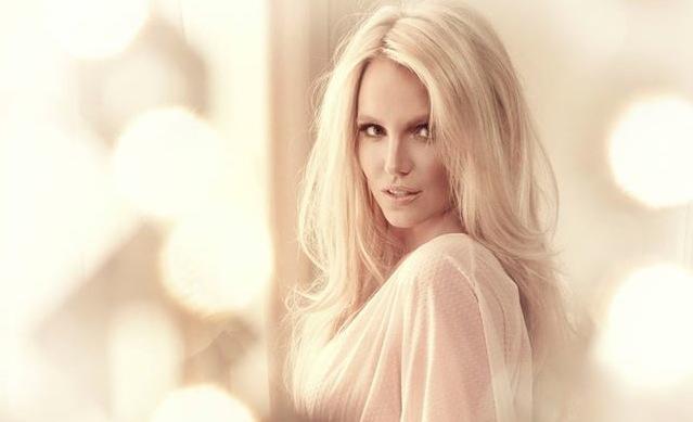 Britney w reklamie swojej bielizny \