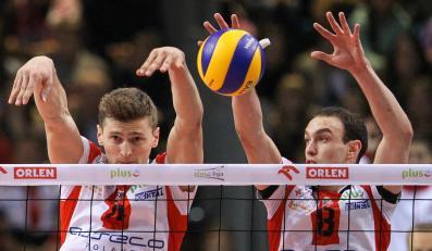 Piotr Nowakowski i Marco Ivovic