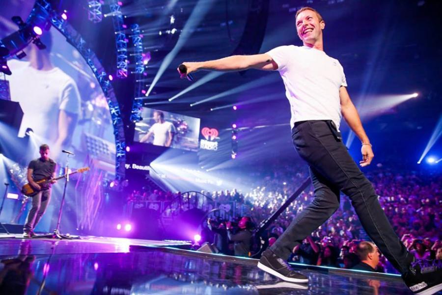 Coldplay przedstawia interaktywny teledysk do \