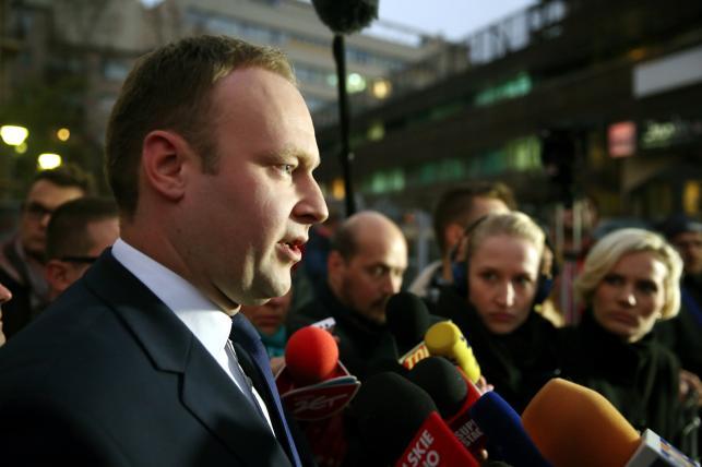 Nowy rzecznik PiS Marcin Mastalerek