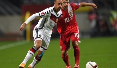 Karim Bellarabi i Liam Walker