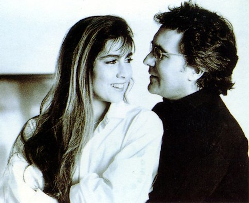 Al Bano & Romina Power sprzed lat