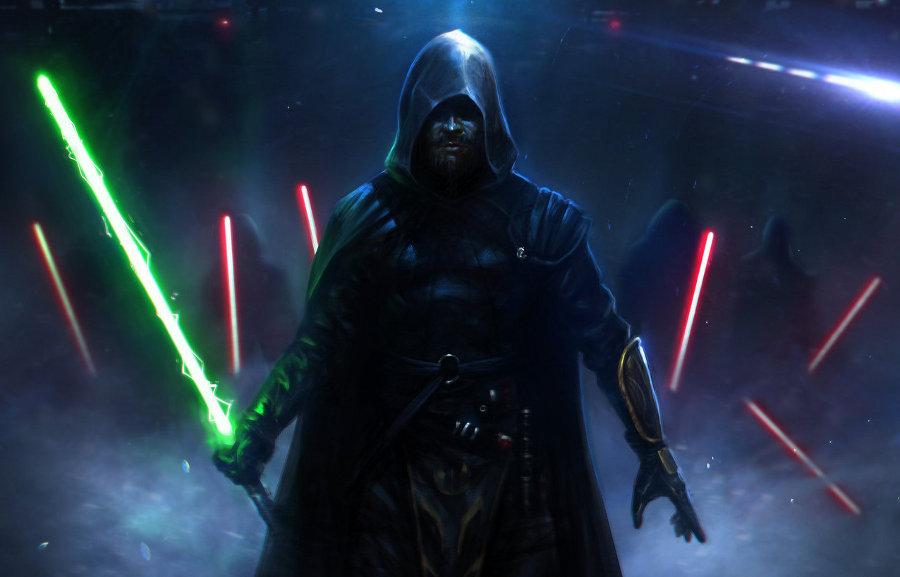 George Lucas nie widział zwiastuna nowych \