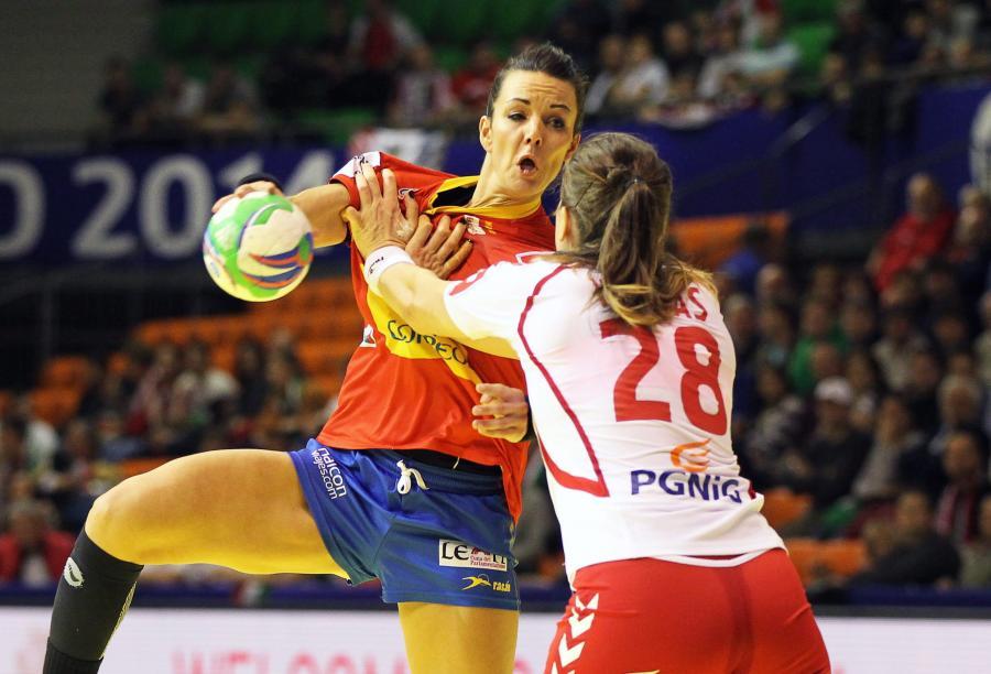 Beatriz Fernandez i Alina Wojtas