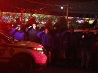 W Nowym Jorku zastrzelono dwóch policjantów. ZDJĘCIA z miejsca zbrodni