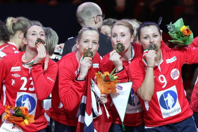 Tak piękne Norweżki cieszyły się ze zdobycia mistrzostwa Europy