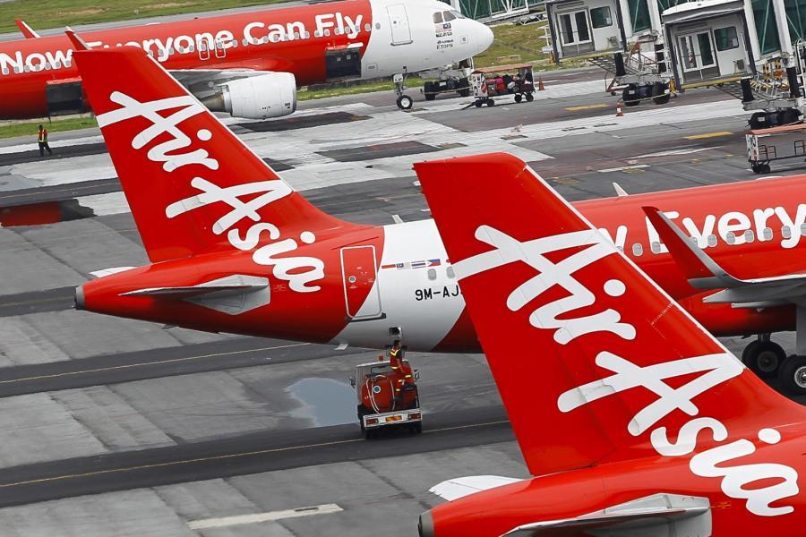 Samoloty Air Asia