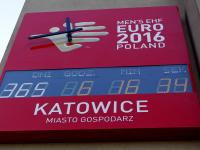 W Katowicach już odmierzają czas do rozpoczęcia Euro 2016 w piłce ręcznej. ZDJĘCIA