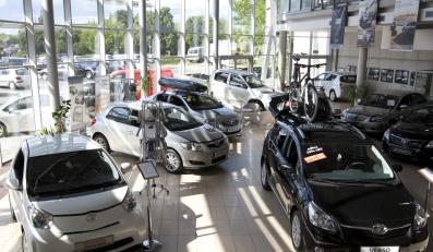 Ceny nowych aut idą w dół