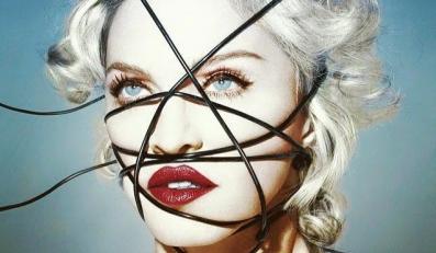 "Madonna jak z okładki ""Rebel Heart"""