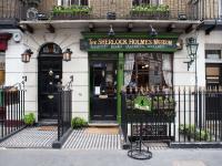 Londyn - przewodnik śladami Sherlocka Holmesa