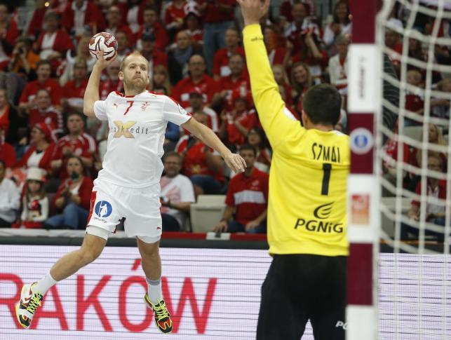 MŚ piłkarzy ręcznych: Duńczycy dali lekcję Polakom. Teraz zagramy ze Szwecją