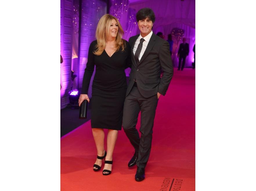 Daniela i Joachim Loew