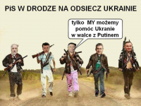 PiS rusza na odsiecz Ukrainie, a prezydent Chorwacji pokazuje wdzięki. MEMY DNIA