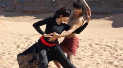 Tańczą na pustyni, choć to zakazane