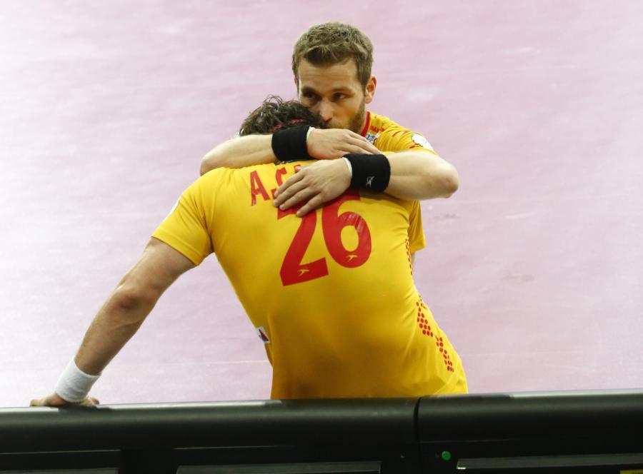 Antonio Jesus Garcia i Victor Tomas