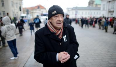 """Antoni Krauze, reżyser filmu """"Smoleńsk"""""""