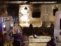 Groźny wypadek koło Nowego Jorku. Pociąg zderzył się z samochodem. Zginęło 7 osób