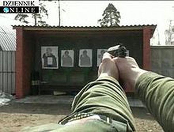 Szkolenie w ośrodku Witiaź - fragment z filmu opublikowanego przez dziennik.pl