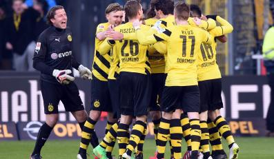 Piłkarze Borussii Dortmund