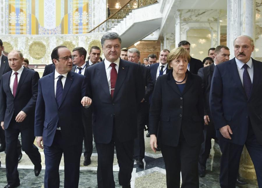 Spotkanie w Mińsku