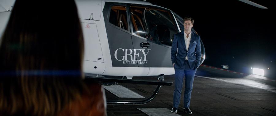300 milionów dolarów dla pana Greya