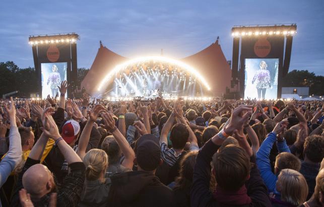 Najlepsze europejskie imprezy: Dania - Roskilde Festival