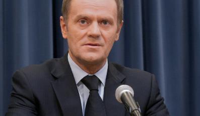 Tusk: Rosji nic do tarczy