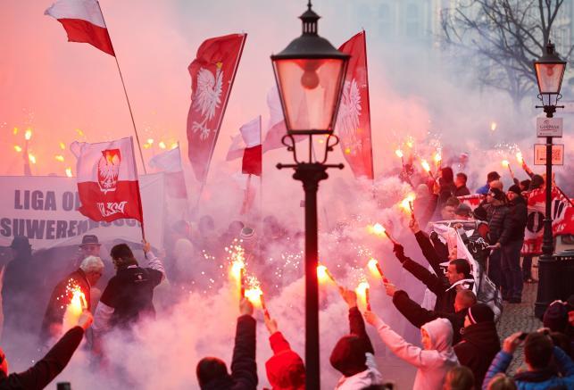 Marsz ku czci Żołnierzy Wyklętych