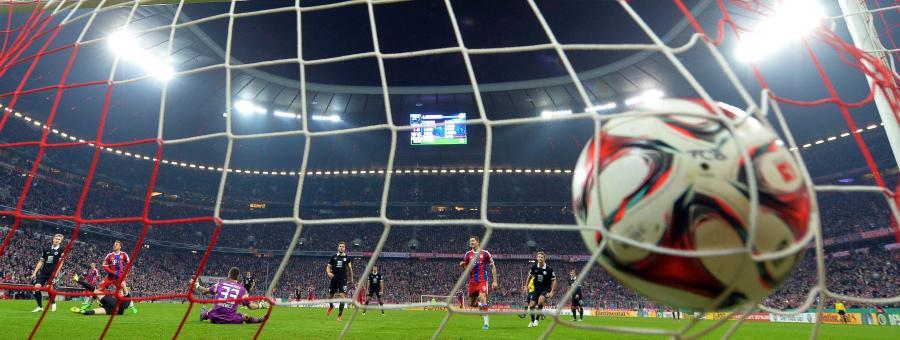 Bayern wygrał w Pucharze Niemiec
